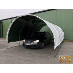 SER sátorgarázs 4x6 m ingyenes házhozszállítással