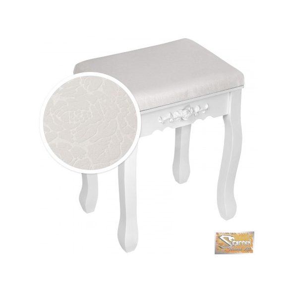 Romantika sminkasztal, fésülködő asztal