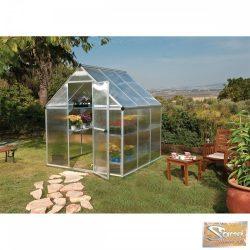 Optimum polikarbonát üvegház 3,52 m2