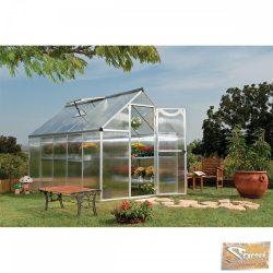 Optimum polikarbonát üvegház 5,74 m2