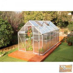 Optimum polikarbonát üvegház 6,85 m2