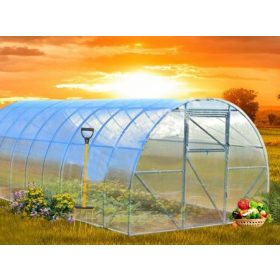 Extra erős szerkezetű üvegházak 12-120 m2 között