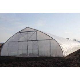 Prémium csúcsíves fóliasátrak 10 méter szélességgel 300-500 m2 között