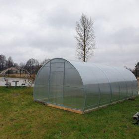 Comfort üvegházak 4, vagy 6mm-es polikarbonáttal