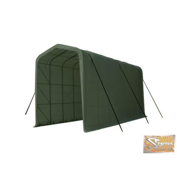Profi economy sátorgarázs 2,4x3,6 m zöld