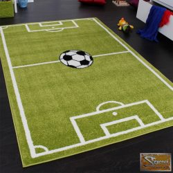 Gyerekszőnyeg focipálya 160x220 cm