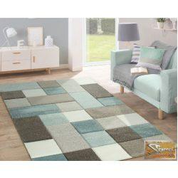 Designer szőnyeg, kockás, több színű