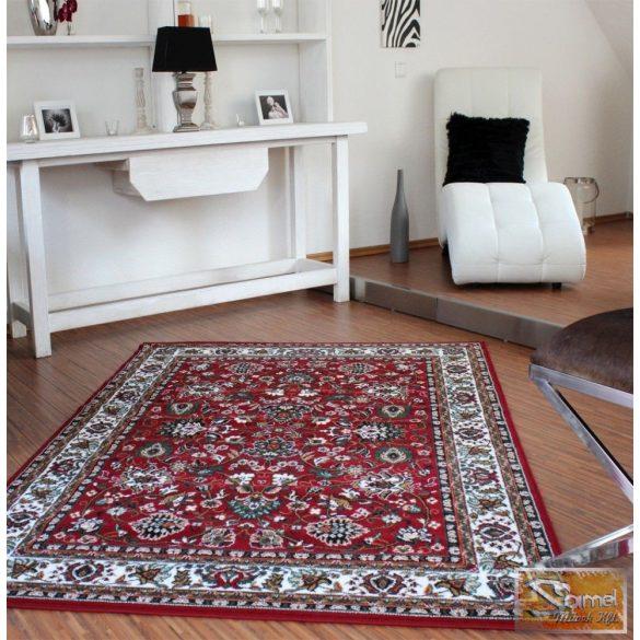 Klasszikus keleti mintájú szőnyeg, piros