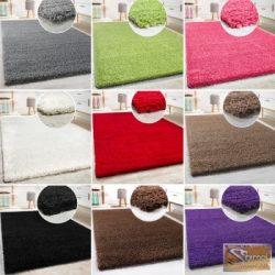 Shaggy szőnyeg több méretben és színben
