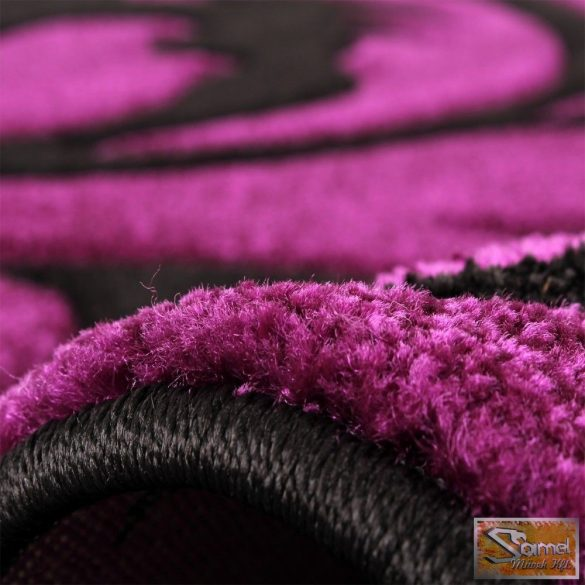 """""""Festival"""" szőnyeg, lila-fekete"""