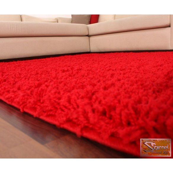 Shaggy hosszú bolyhos, piros 30 mm