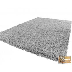 Shaggy szőnyeg, hosszú bolyhos, szürke