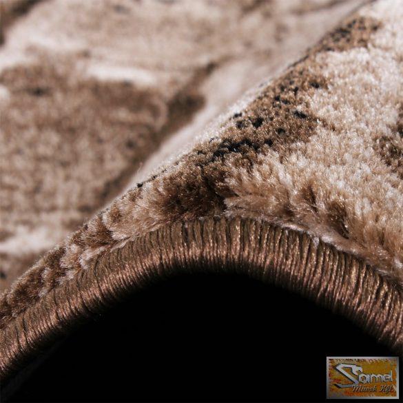 Edler szőnyeg téglafal mintás, barna-bézs