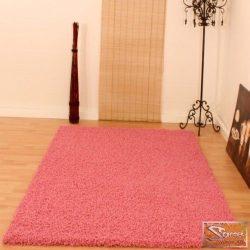 Shaggy szőnyeg, hosszú bolyhos, rózsaszín
