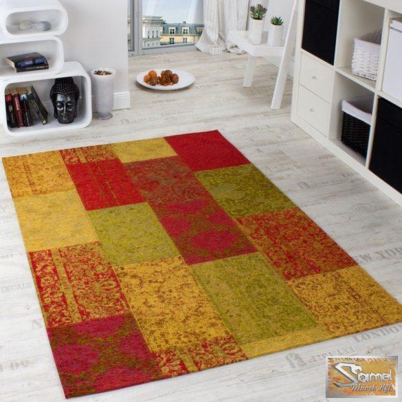 Szőnyeg patchwork vintage, multicolor