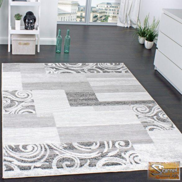 Designer szőnyeg, rövid szőrű, szürke