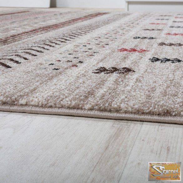 Nomád mintás szőnyeg, bézs-krém