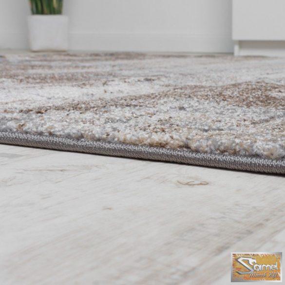 Edler szőnyeg, kőfal mintázat, szürke-bézs