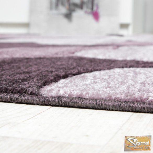Virágos szőnyeg, lila