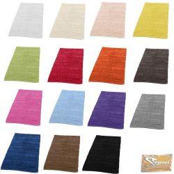 Fürdőszobai szőnyeg, több színben és méretben
