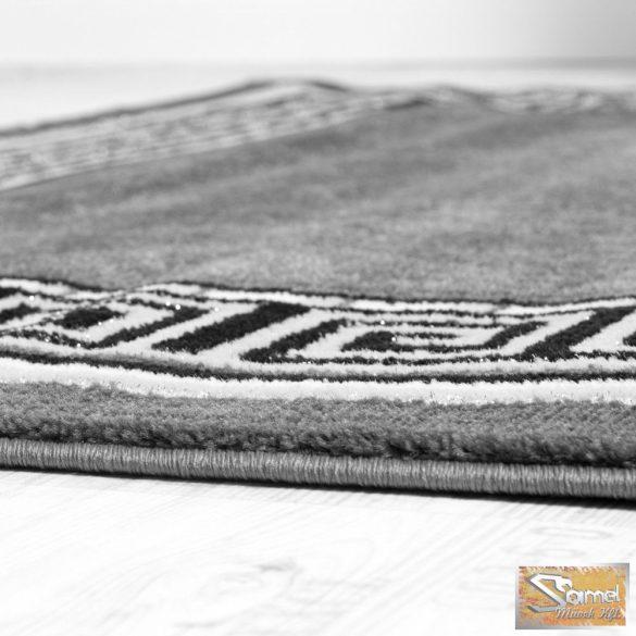 Designer szőnyeg keleti mintával, szürke