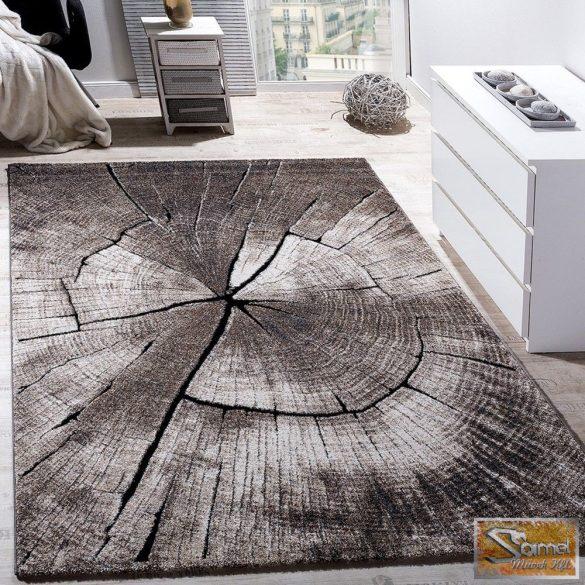 Designer szőnyeg fatörzs