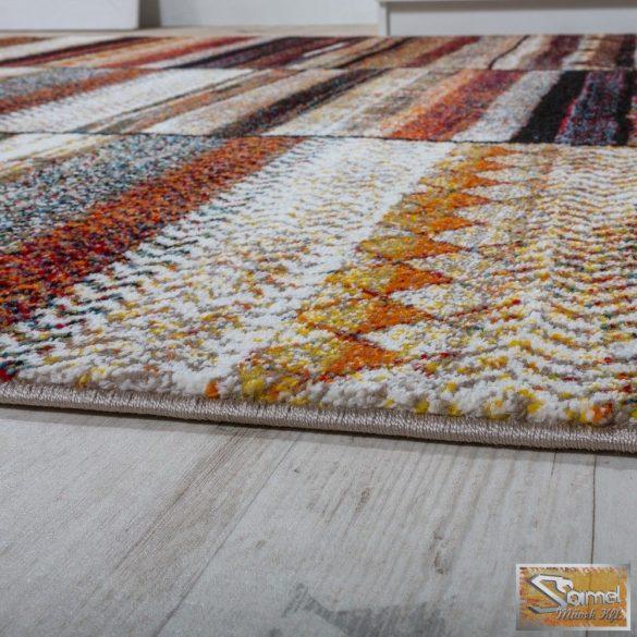 Designer szőnyeg tarka csíkos