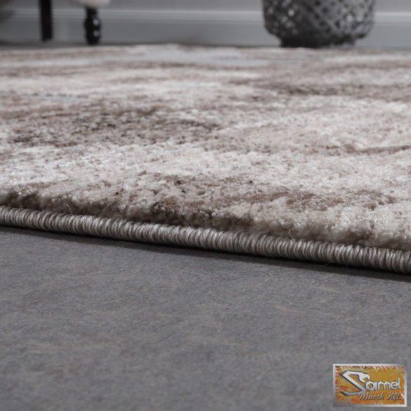 Designer szőnyeg barokk mintás szürke