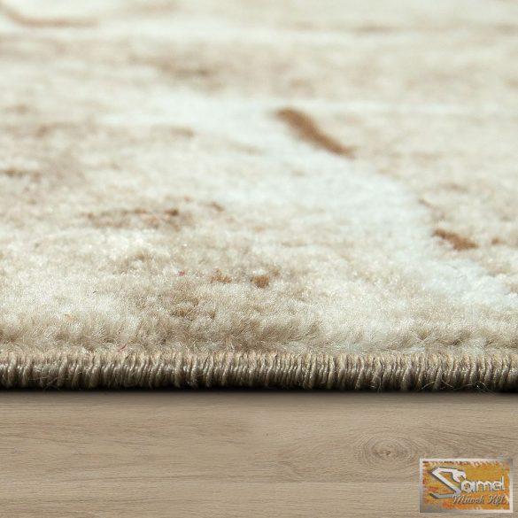 Designer szőnyeg, fal mintájú, barna