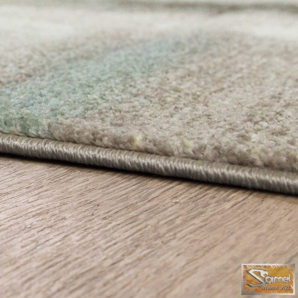 Designer szőnyeg, pasztell zöld