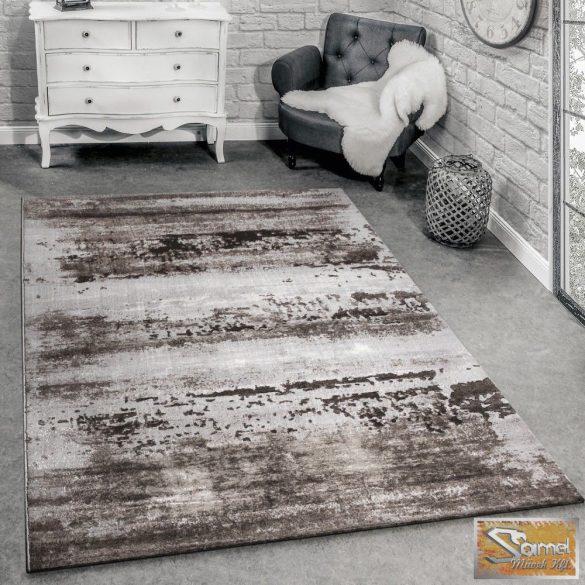 Modern szőnyeg 3D design, szürke