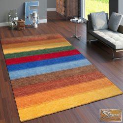 100% gyapjú szőnyeg, csíkos, tarka