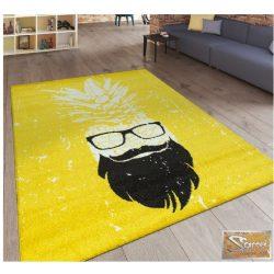 Designer ananász mintás szőnyeg
