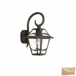 Vid babylon kültéri fali lámpa 1x60W