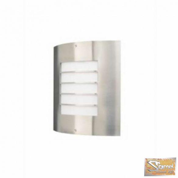 Vid oslo kültéri inox fali lámpa 1x60W 230V