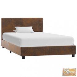 VID barna művelúr ágykeret 90 x 200 cm