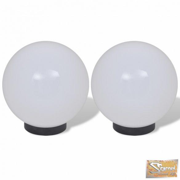 Vid gömbölyű E27 pmma kültéri lámpa 25cm