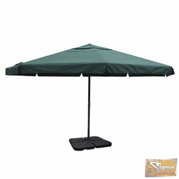 Vid napernyő hordozható bázissal zöld