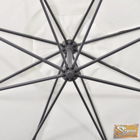 Vid konzolos napernyő 3,5m homokfehér