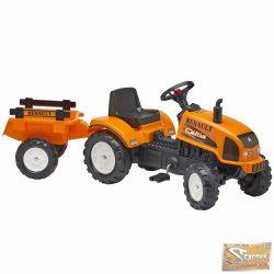 Vid renault traktor