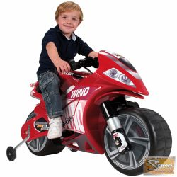 Vid injusa wind motorkerékpár