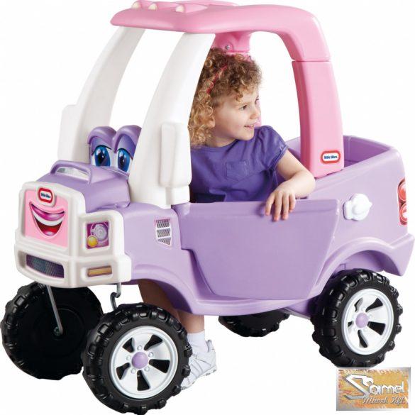 Vid teherautó, rózsaszín