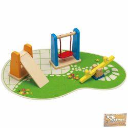 Vid fa játék játszótér