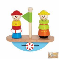 Vid egyensúlyozó hajó