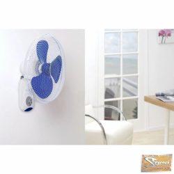 Vid távirányítható fali ventilátor