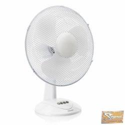 Vid fehér 3 sebességfokozatos ventilátor