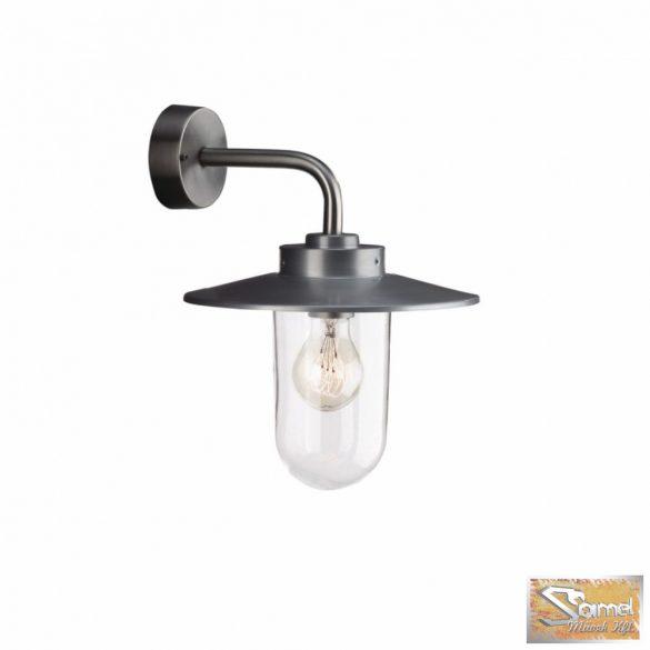 Vid vancouver kültéri inox fali lámpa 1x60W 230V