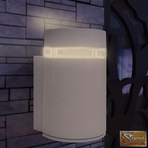 Vid kültéri fali lámpa szürke 02