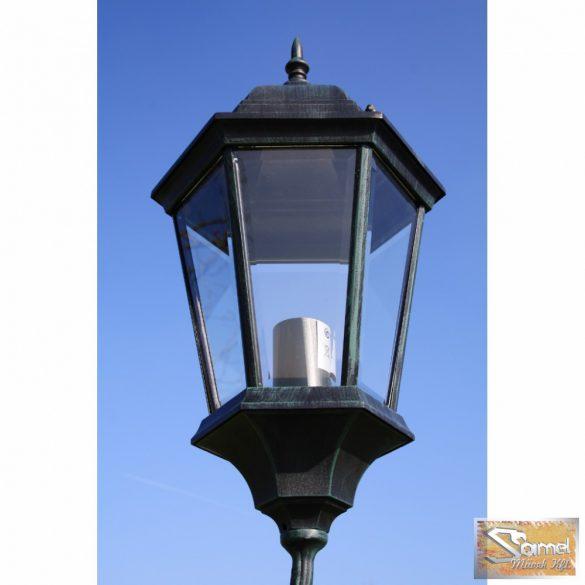 Vid brighton kültéri lámpa 3 karú 230 cm sötétzöld/fekete