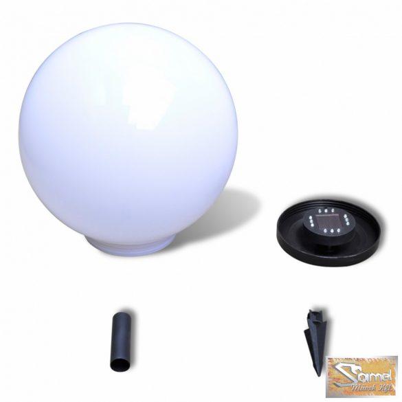 Vid napelemes gömb kültéri lámpa 50 cm
